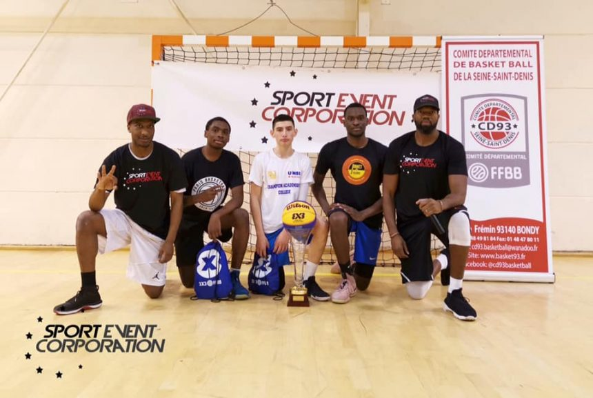 Sport Event Corporation et le 3X3