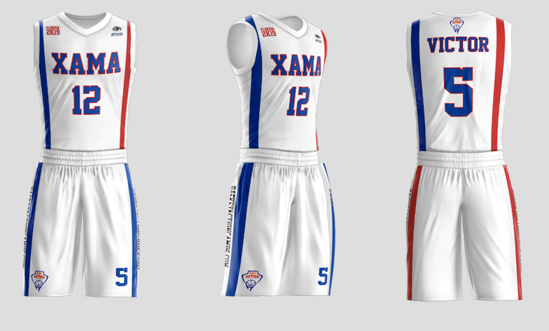 Les Tenues AAU by Team Xama