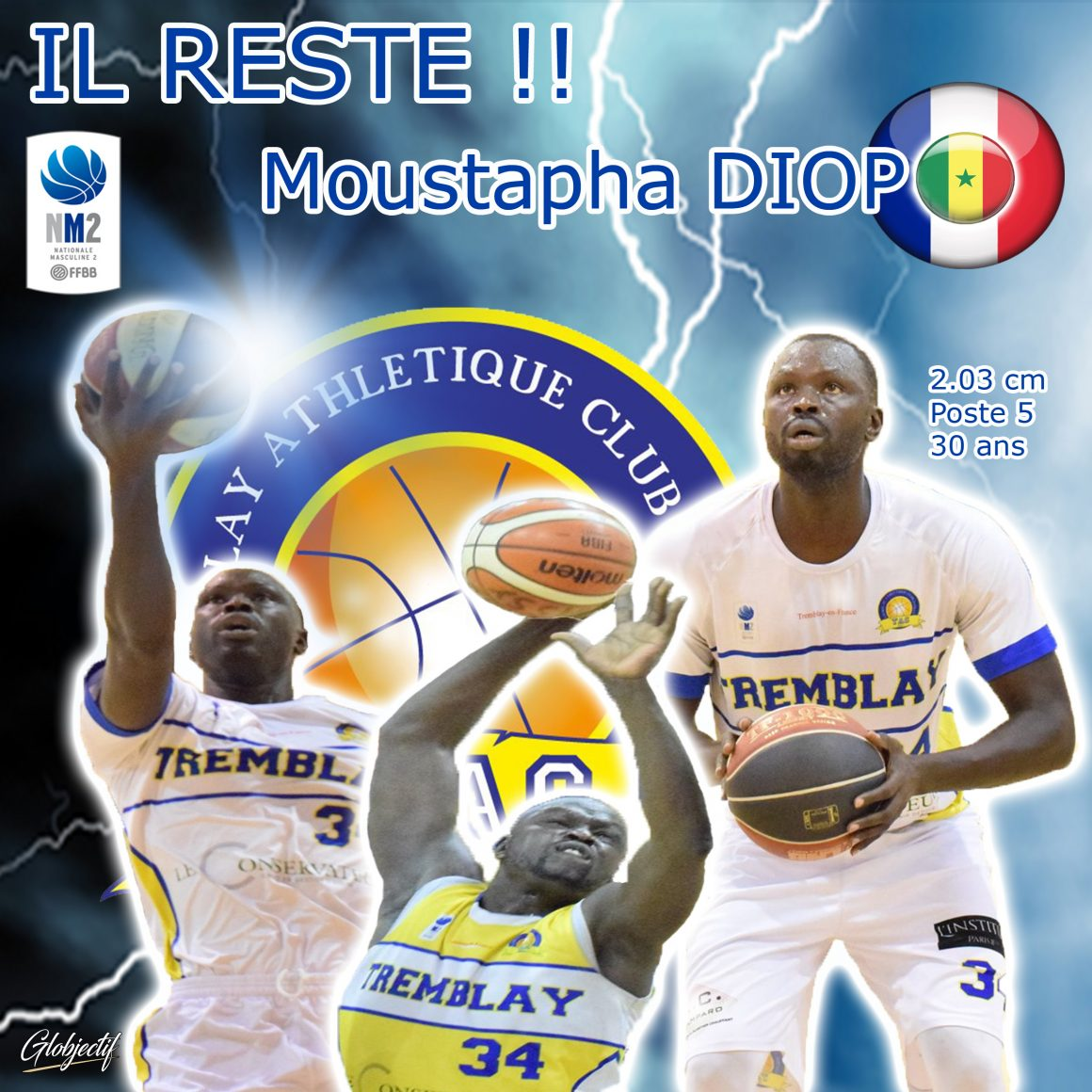IL RESTE ! 2020-2021 – NM2 – MOUSTAPHA DIOP