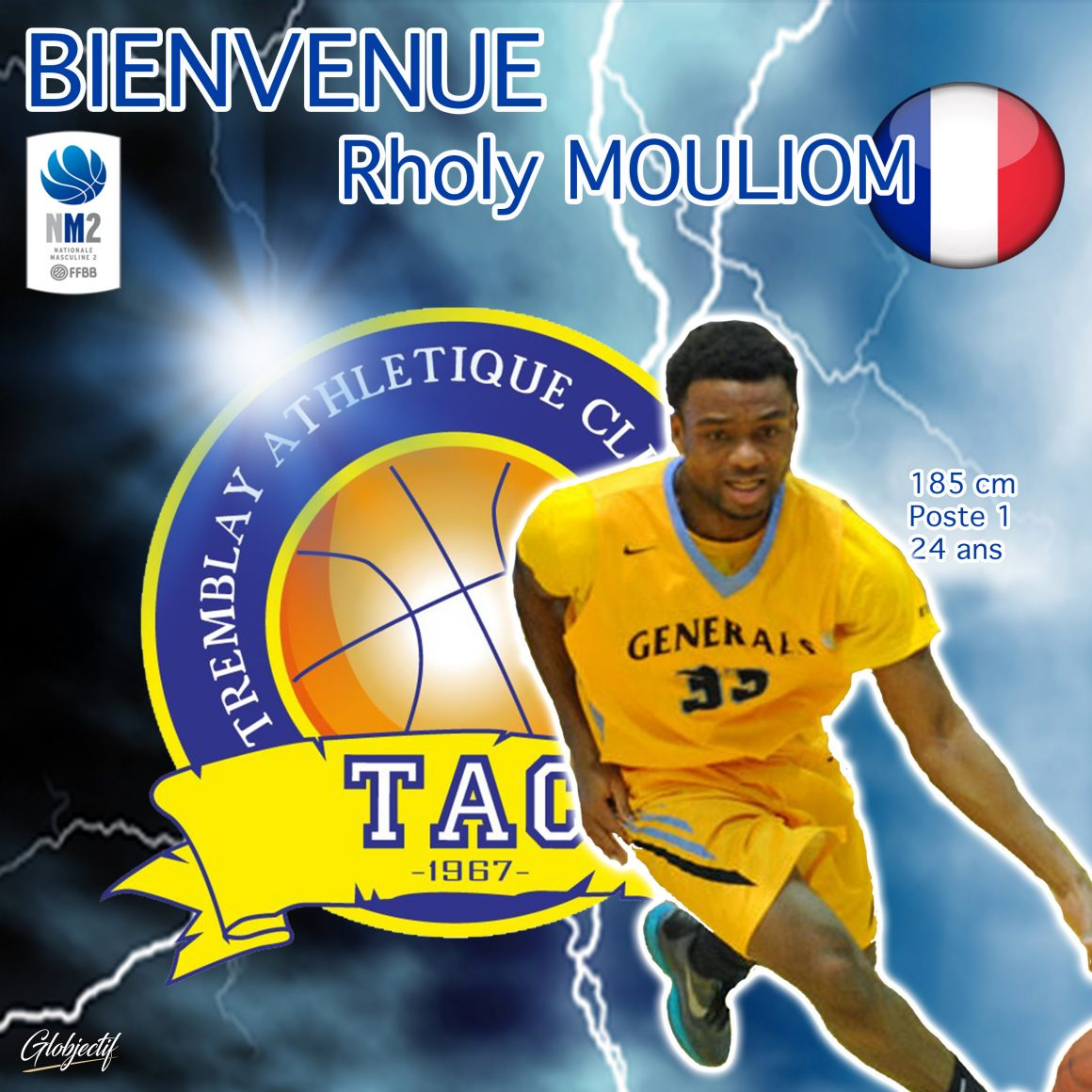 RECRUTEMENT 2020-2021 – NM2 – Rholy Mouliom