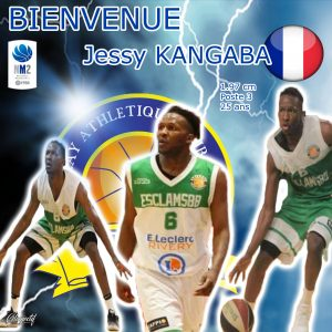 RECRUTEMENT 2020-2021 – NM2 – Jessy KANGABA