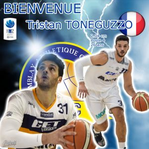 RECRUTEMENT 2020-2021 – NM2 – Tristan TONEGUZZO